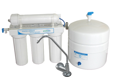 ET4000RO Reverse Osmosis System