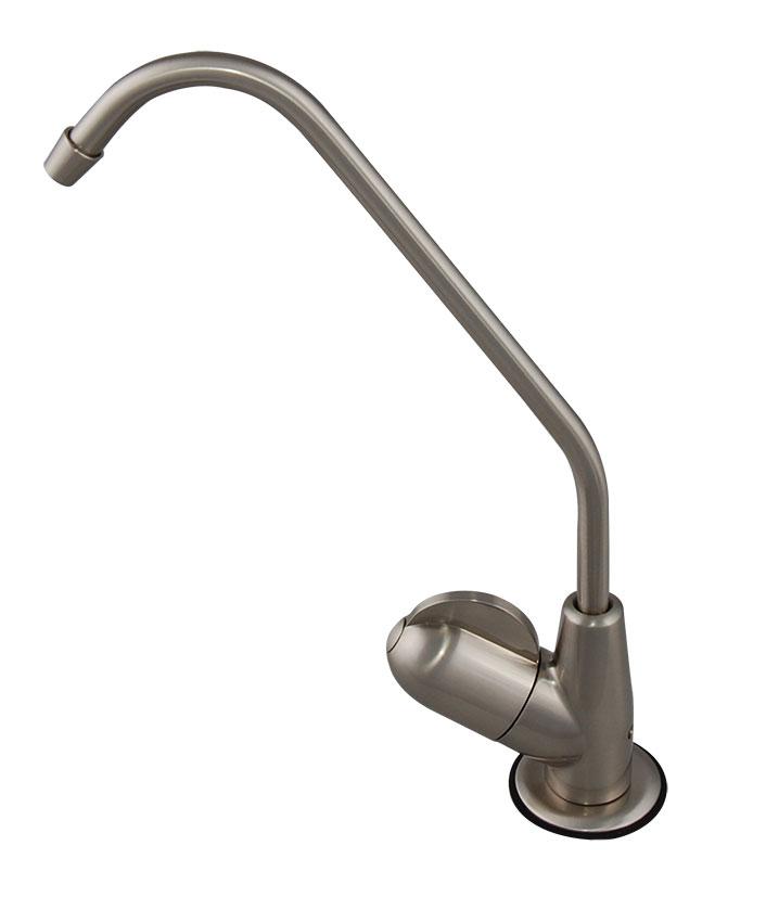 Brushed Satin Nickel Reverse Osmosis Faucet