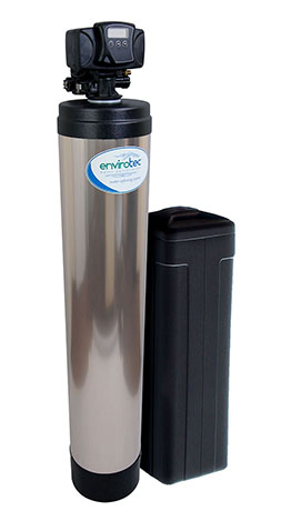 Deluxe ET50H Water Softener System