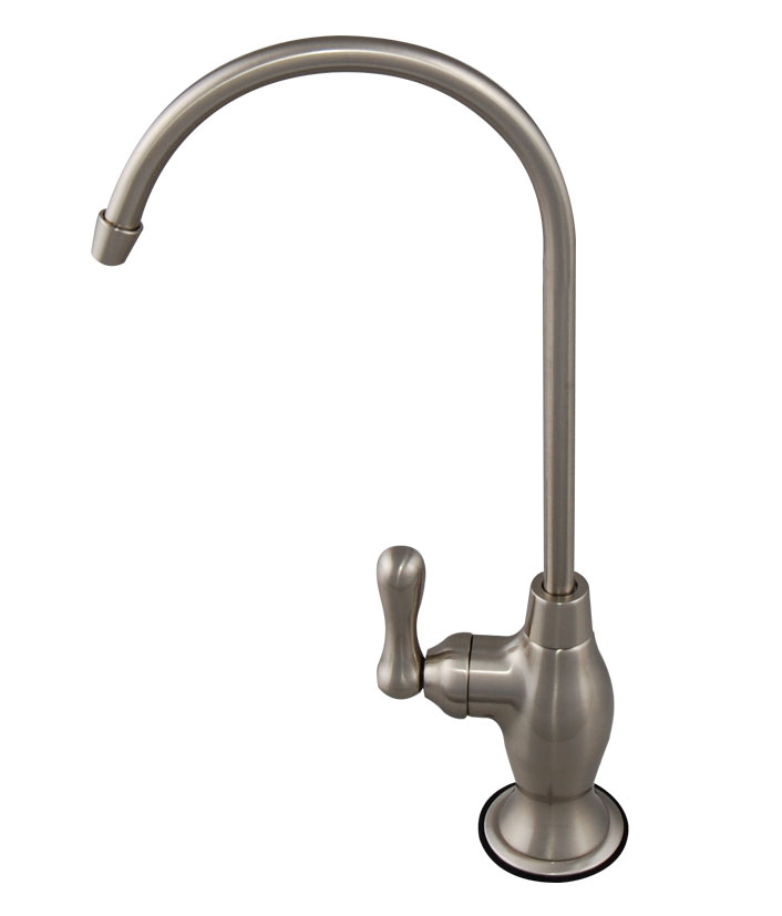 High Style Brushed Satin Nickel Reverse Osmosis Faucet